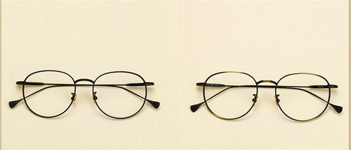 キリッとした印象になるラウンド型眼鏡 レンズ大きめが今トレンド!   1.メガネ度ありレンズ対応価格激安鼈甲伊達メガネ鯖江眼鏡細いフレーム丸型ラウンドメガネ 大人気ラウンド型眼鏡、文芸風濃厚。 工夫を注ぐ丸い細いフレームデザイン、誰でも愛用できる。 細部に彫り作業を...