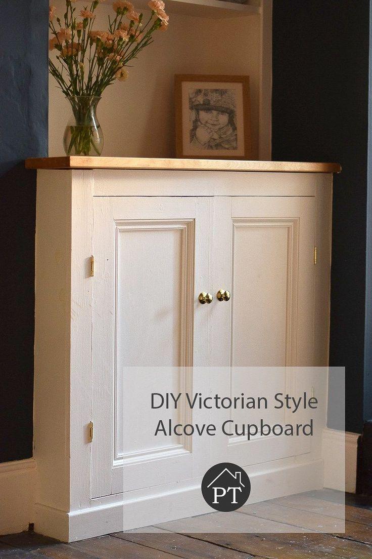DIY Alocove Cupboard