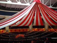 cheap diy carnival ceiling decor - Google Search