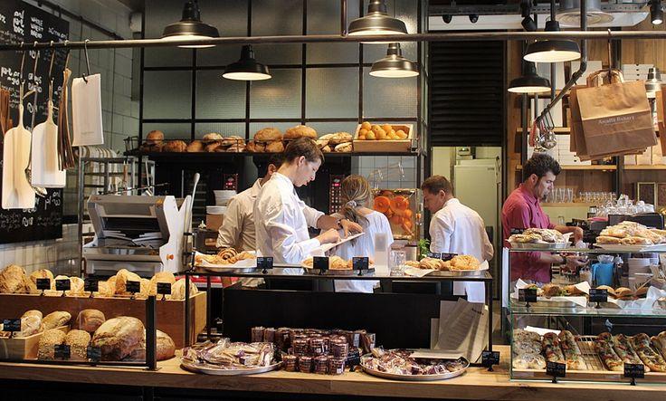 Arcaffe Bakery in Sarona Market