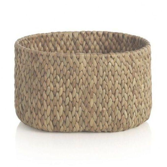 Wasserhyazinthe kleiner ovaler Korb – Kiste & Fass – $ 29.95 – #korbandkiste #h … – Korb und Kiste