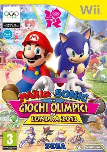 Mario & Sonic ai Giochi Olimpici di Londra 2012 - Wii - Usato [5055277013708] - 19.99€ : Jolly Roger Bay Videogames, Acquista Online Giochi nuovi e usati, Console, Accessori, Retrogame, Guide Strategiche, Gadget, Action Figures
