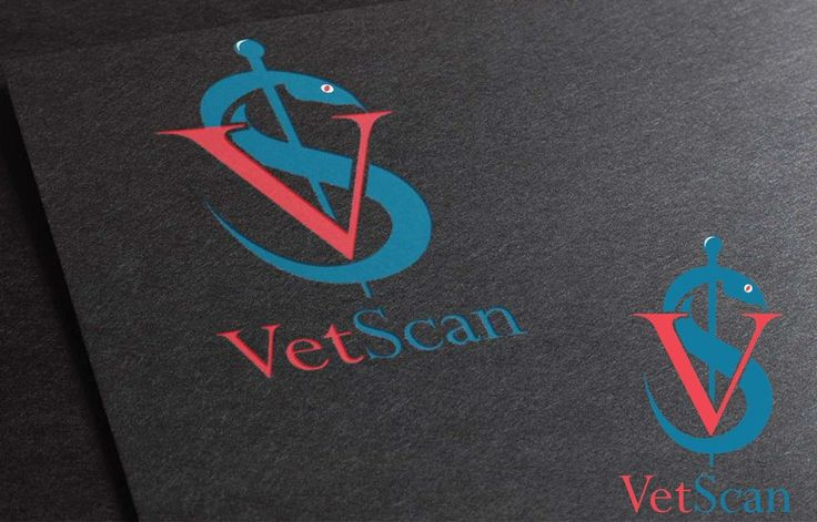 Create a variation of a classic veterinary symbol by Art_By_Kv