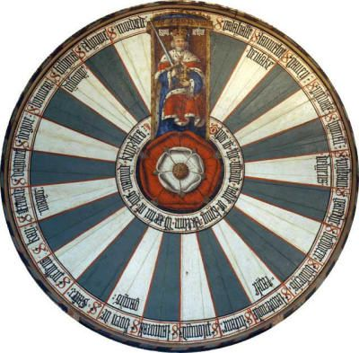 King Arthur's Round Table Winchester