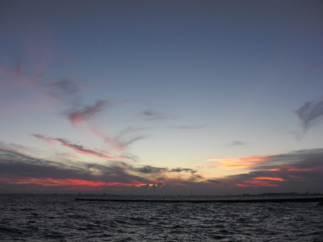 after sunset@inagekaigann: Sunsets, Sunrise Sunset, Sunset Inagekaigann