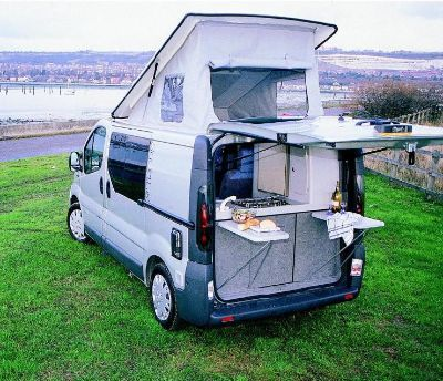 renault trafic conversion - Google Search