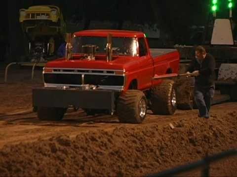Moonlight Diesel Truck Pull - Part 10 of 12