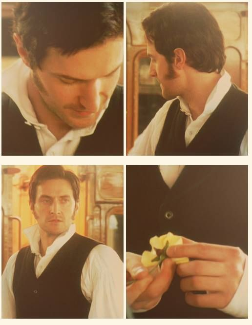 Richard Armitage, Mr. John Thornton - North & South directed by Brian Percival (TV, Mini-Series, BBC, 2004) #elizabethgaskell #fanart