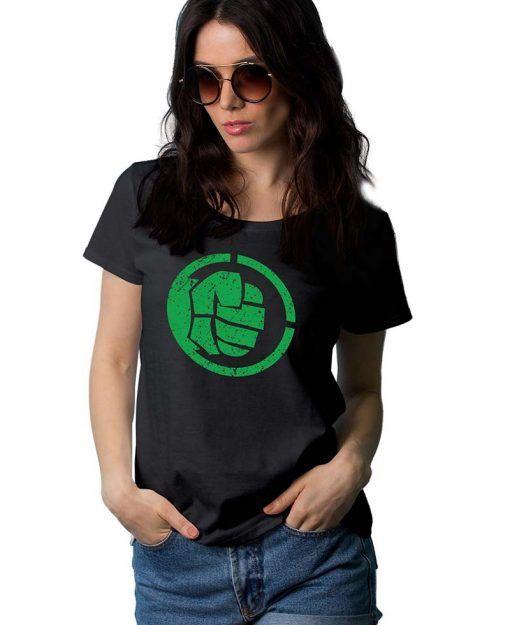 Hulk Punch T Shirt