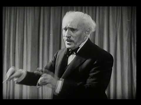 """In 1944, to honor the Allied victory in Italy, the great Arturo Toscanini--a refugee from Fascisim in his home country--decided to conduct  a performance of Verdi's """"Hymn of the Nations"""".  """"Hymn"""" is a composition that Verdi orginally built around the national anthems of Britain, France, and Italy.  In order to honor all four of the major Allies,..."""