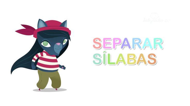 Aprende a separar silabas