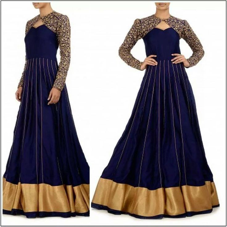 blue frock .... RS..8,000