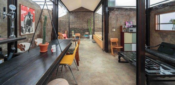 *한국 전통가옥의 탈바꿈 익선동 식물-[ desi_architects ] Sikmul :: 5osA: [오사]