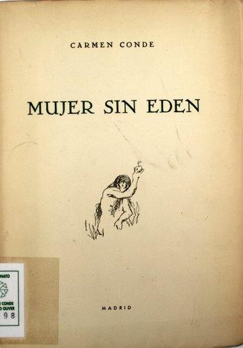 """Mujer sin Edén"", viñeta de Molina Sánchez, Madrid, Jura, 1947."