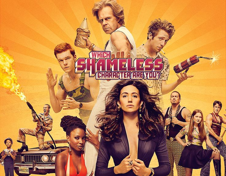 Which 'Shameless' Character Are You? - Quiz - Zimbio