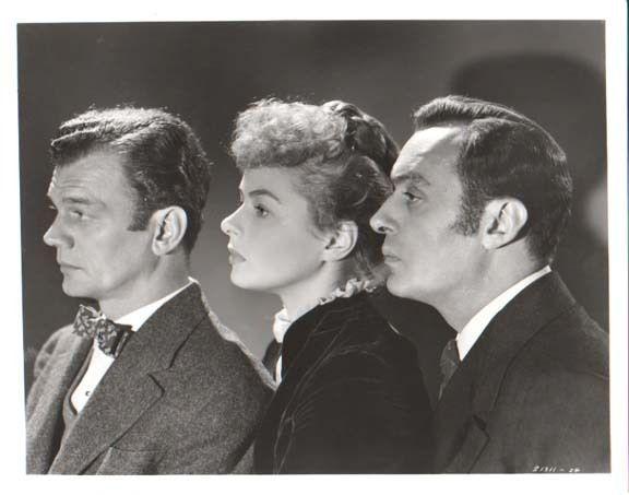 GASLIGHT, 1944 Film, Charles Boyer, Ingrid Bergman, Joseph Cotten Photo in Entertainment Memorabilia | eBay