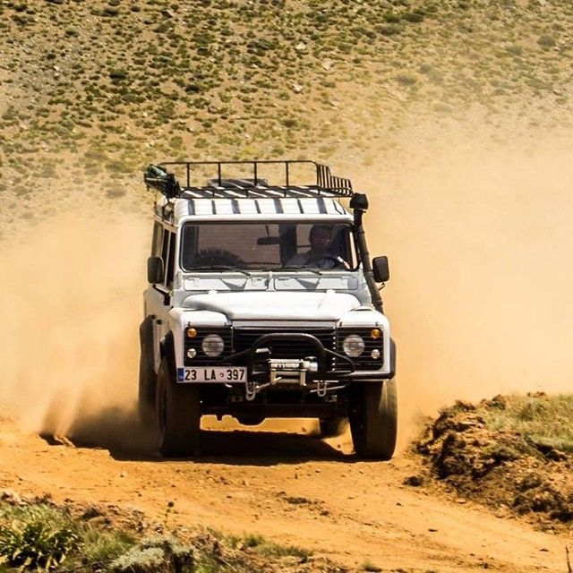 125 Best Images About Land Rover Defenders On Pinterest
