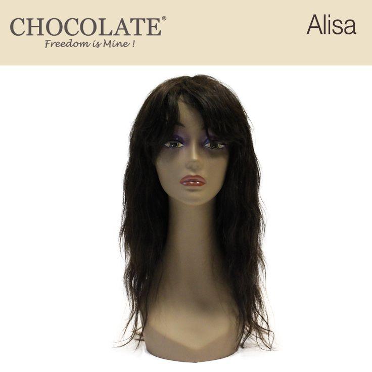 perruque alisa 16 en cheveux naturels indiens vierges supporte la colorationdcoloration - Coloration Blonde Sans Dcoloration