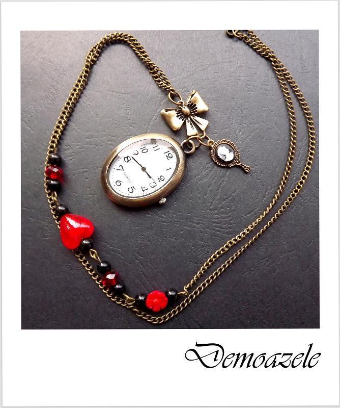 5 O' Clock (55 LEI la DemoazeleArt.breslo.ro)