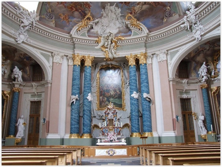 Luxury MUENSTER GERMANY The baroque St Clemens Church in Muenster was built by