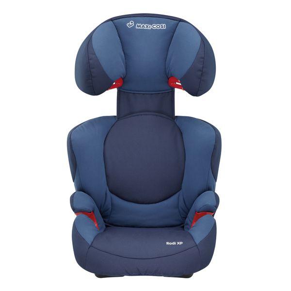 Maxi-Cosi Rodi XP2 autostoel | Blue Night 2012  Het Maxi-Cosi Rodi XP 2 stoeltje met in lengte en breedte verstelbare rugleuning is uitgerust met een Side Protection System dat optimale bescherming biedt bij zijdelingse botsingen. De voorwaarts gerichte Rodi XP 2 is licht van gewicht gemakkelijk over te plaatsen naar een andere auto en geschikt voor kinderen van 15 tot 36 kg ca. 35 tot 12 jaar.De Rodi XP 2 groeit mee met je kind en is in lengte en breedte aan te passen. De hoofd- en…