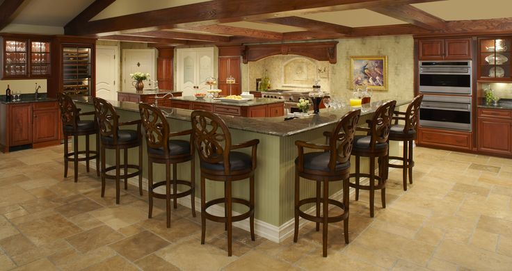 The Largest Custom Cabinet Maker In Michigan, LaFata Cabinets.