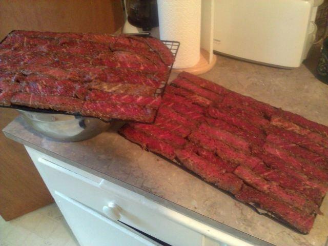World S Kitchen Brown Sugar Beef Jerky