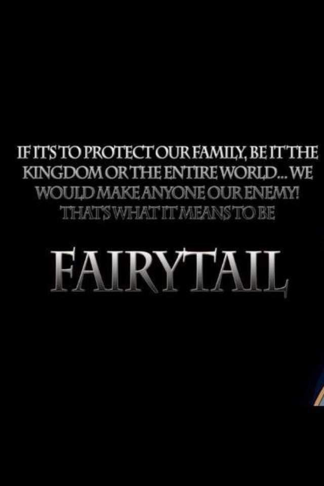 Fairy tail quotes!!