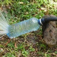 Ideas de Cómo reciclar botellas de plástico 39