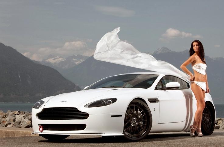 2009 Aston Martin Vantage Hellvellyn Frost by MW Design Technik