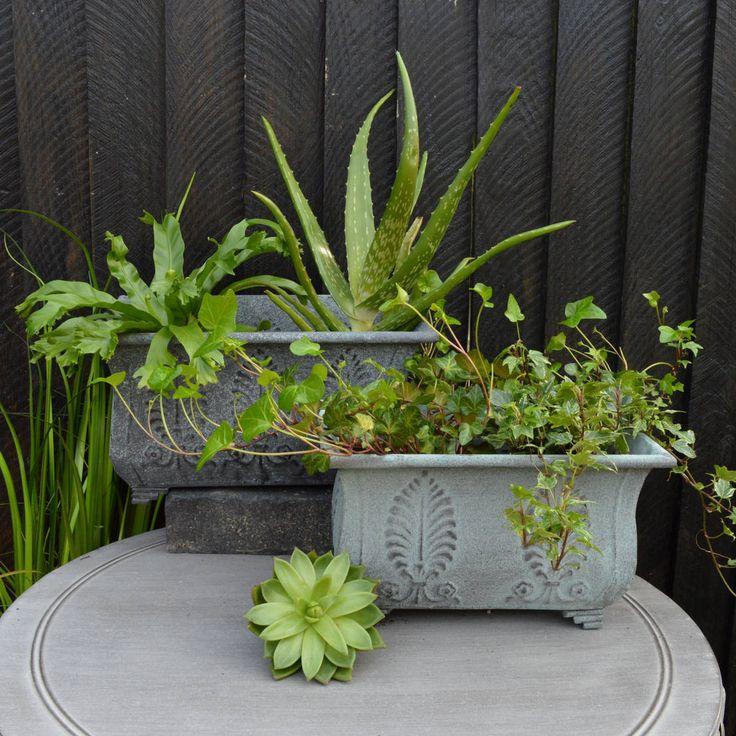 jardineras de piedra diseos
