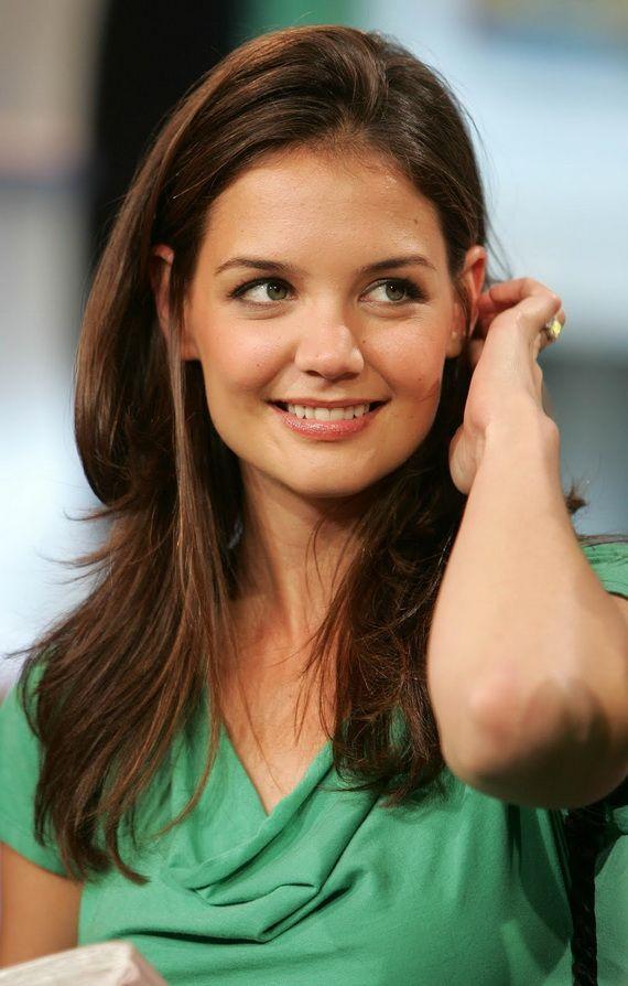 Best Katie Holmes Hairstyles