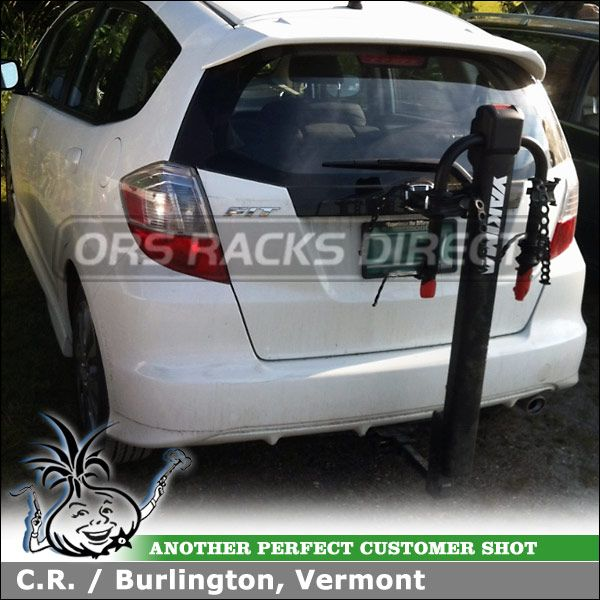 pictures+of+hitch+mounted+bike+racks | ... hitch-mount-two-bike-rack-2010-honda-fit-sport-trailer-hitch-bike-rack