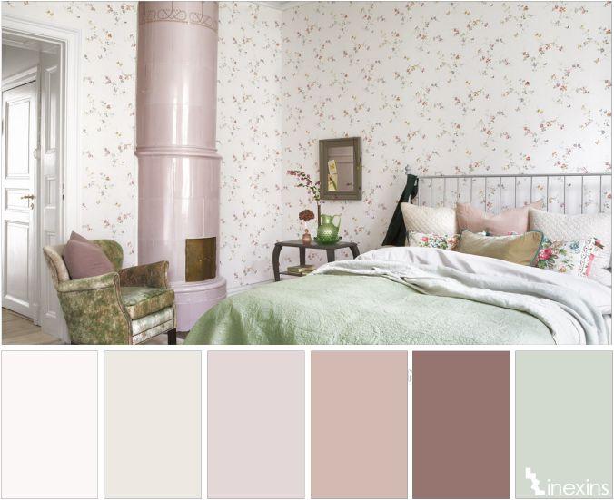 Las 25 mejores ideas sobre combinaciones de colores - Paletas de colores para paredes ...