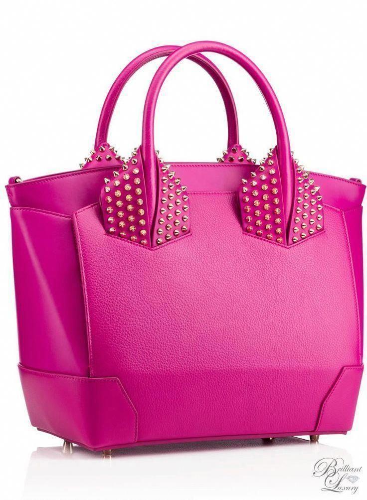 6211a13fc25577 Brilliant Luxury * Christian Louboutin 'Eloise' 2016 - women's leather  purses, buy ladies purse online, nice purse brands *ad #Burberryhandbags ...