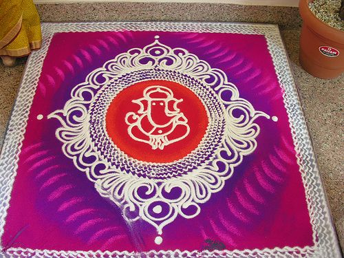 */ */ */ * Happy Blogging * / * / * / *: * Ranagavalli /Rangoli/Kolam