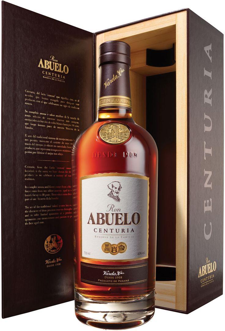 Ron Abuelo Centuria Rum | @Caskers