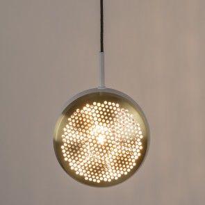 Gringo hanglamp Zuiver plat wit | Musthaves verzendt gratis