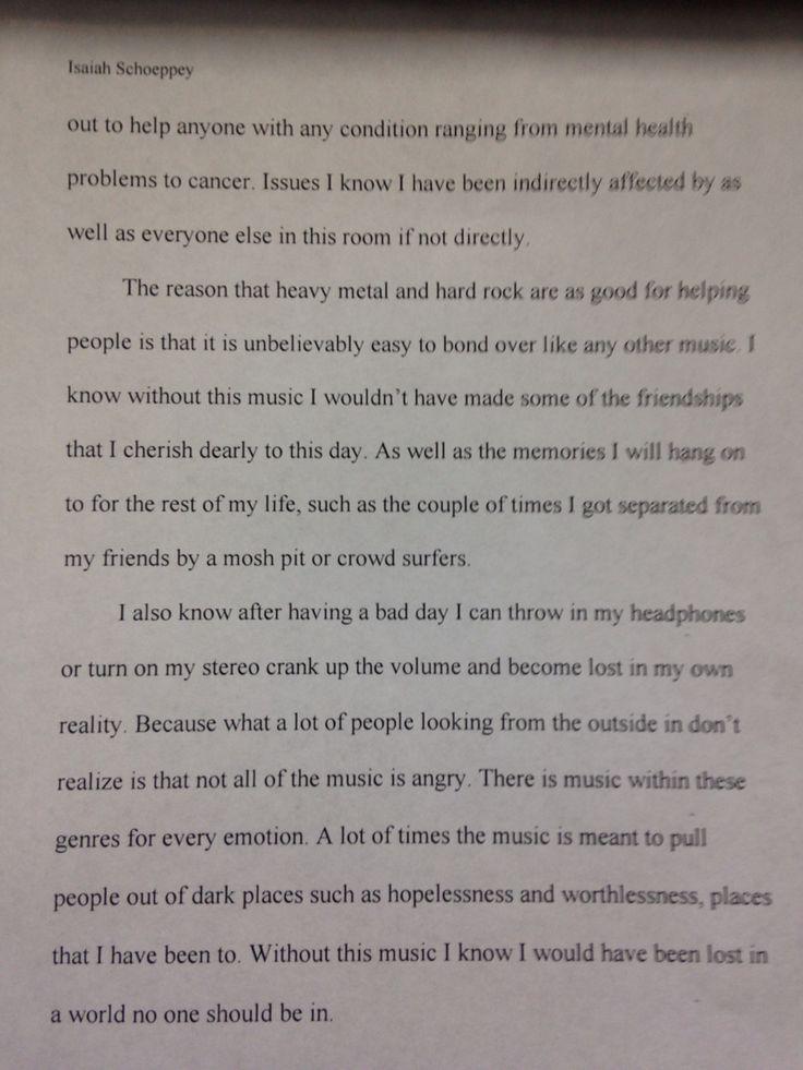 Part One Of My Commemorative Speech For My College Speech Class