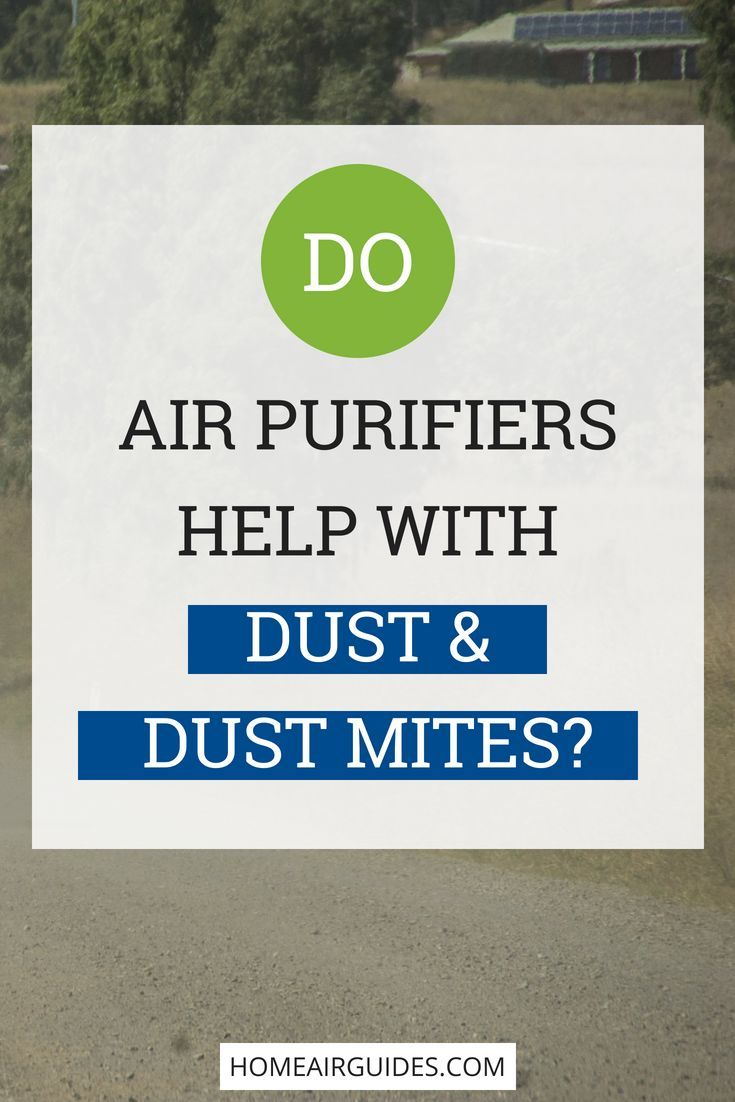 Will An Air Purifier Remove Dust Or Help With Dust Mites Air Purifier Asthma Treatment Asthma Remedies