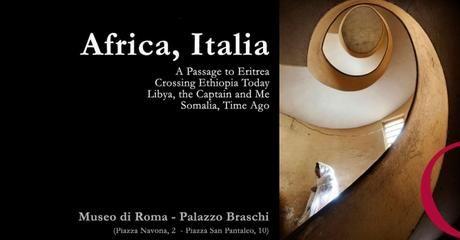 Africa, Italia: viaggi diversi in mostra #Roma #MuseodiRoma #PalazzoBraschi #AfricaItalia #Africa #Viaggi