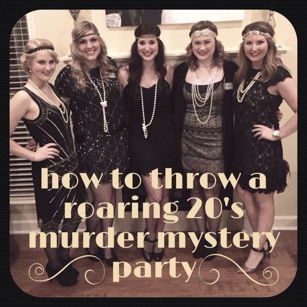 Best Murder Mystery Dinner Free: How To Host A Murder Mystery Party (I Do Declare)