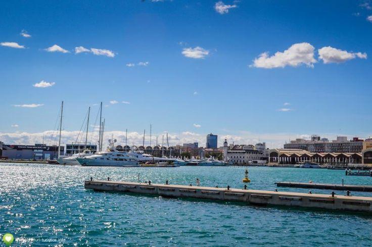 Plaja şi faleza din Valencia