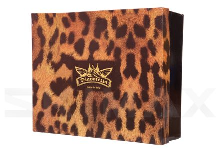 Boty jsou dodávány v originální krabici Diavolezza Original Diavolezza box