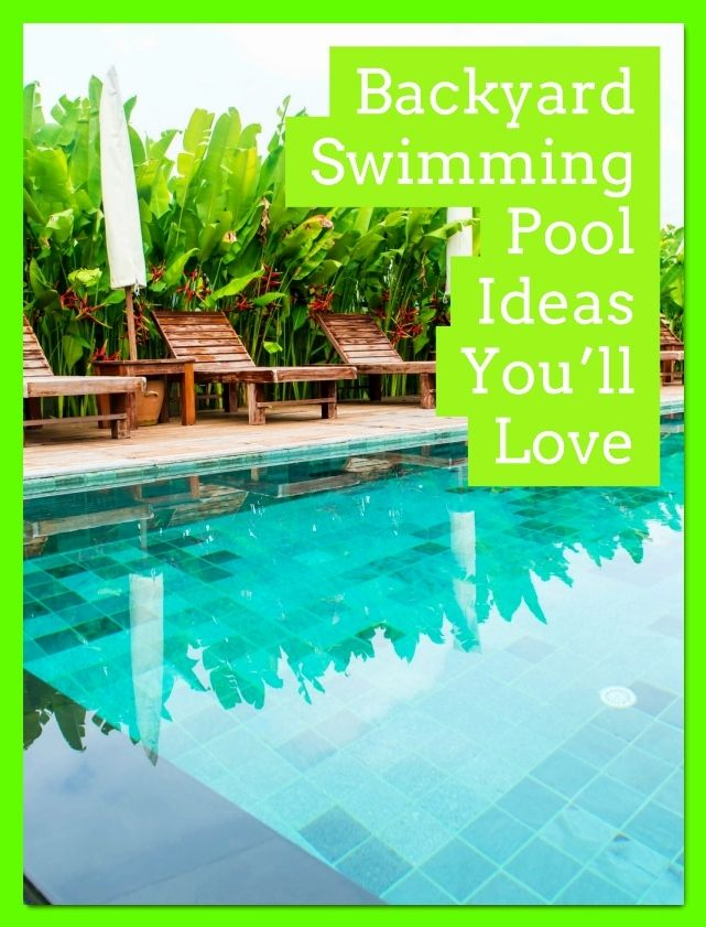 Amazing Backyard Pool Tips\u003c Landscaping for Pools in 2018