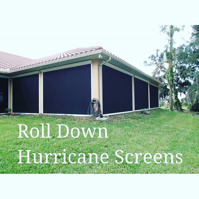 Roll Down Hurricane Screens Enclose You Back Porch Super Easy Get A Free Hurricane Shutter Quote Today Https Hurricane Shutters Roll Down Hurricane Shutters