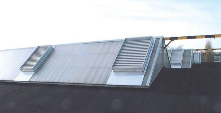Die Deutsche Bahn AG entschied sich für die natürliche Enlüftung und einem Rauch-, Wärmeabzugssystem für Colt International. Für die natürliche Entlüftung wurde der Colt EuroCO als NRA-Anlage gewählt. 200 Lamellenlüfter vom Typ EuroCO installierte Colt in die Lichtbänder auf den Dächern der weitläufigen Werkshallen in Krefeld, um natürliche Entlüftung zu optimieren.