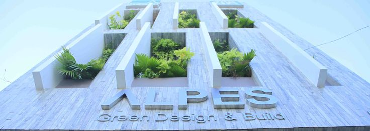 Trang chủ - ALPES Green Design and Build