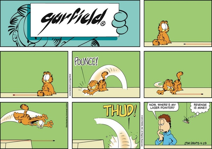 One of the best Garfield comics ever!