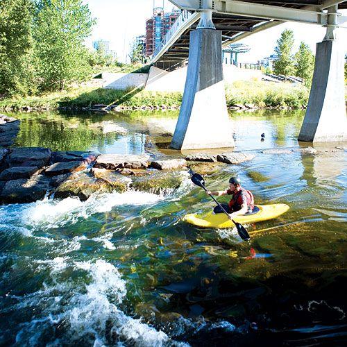 Denver Kayaking